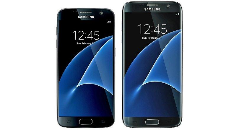 Samsung Galaxy S7 und S7 edge wieder in Kombination